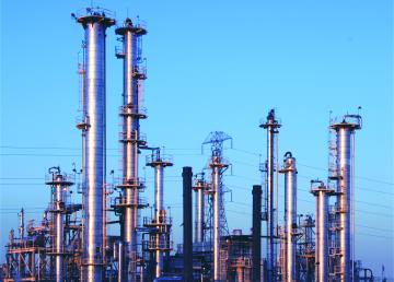 petrochemical interface