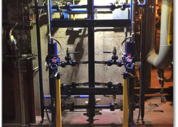 A comprehensive hotwell level solution incorporating a modular instrumentation bridle on a single set of process connections with redundant level controls and high/low level alarming