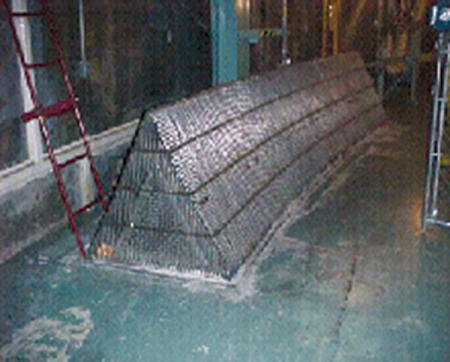 containment and drainage sumps