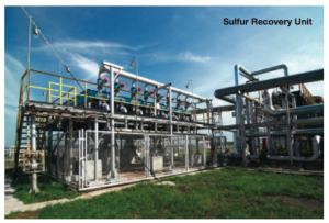 sulfur recovery unit